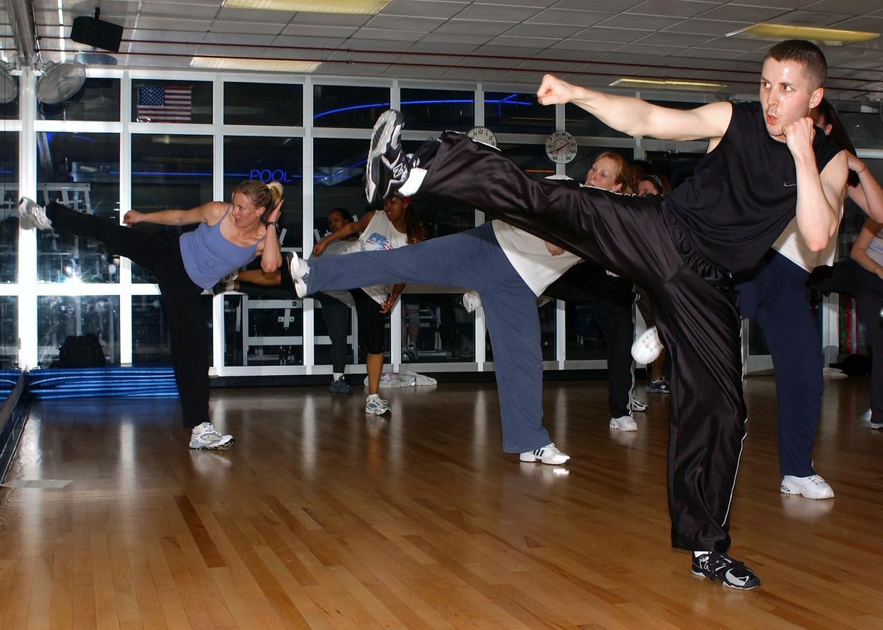 Fitnessboxen